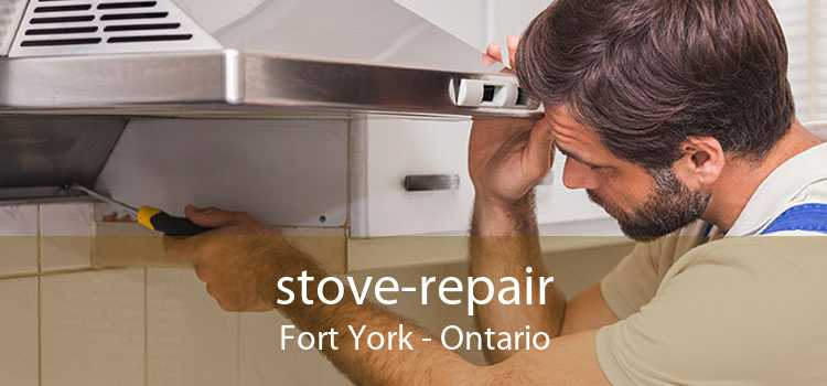 stove-repair Fort York - Ontario