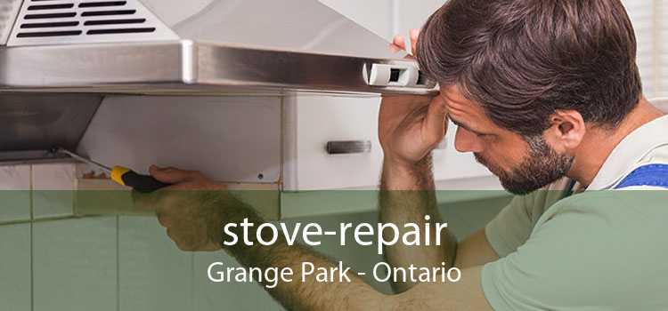 stove-repair Grange Park - Ontario