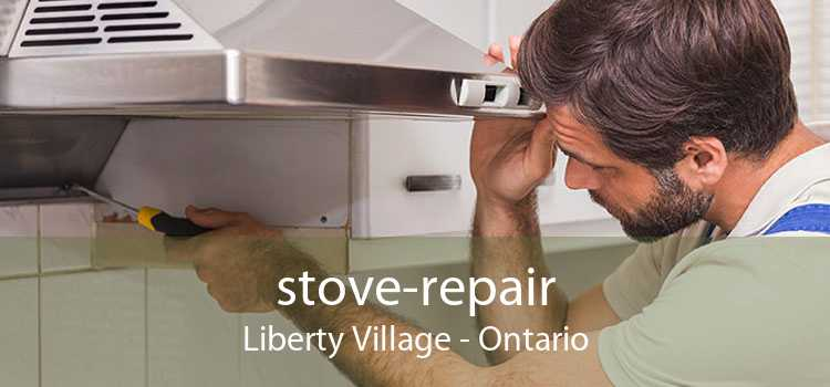 stove-repair Liberty Village - Ontario