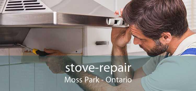 stove-repair Moss Park - Ontario