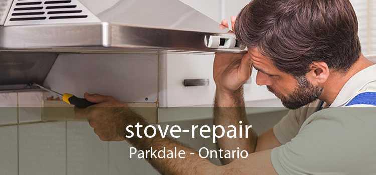 stove-repair Parkdale - Ontario