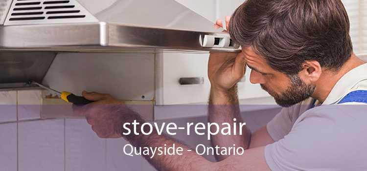 stove-repair Quayside - Ontario