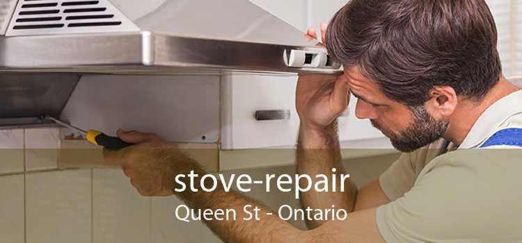 stove-repair Queen St - Ontario