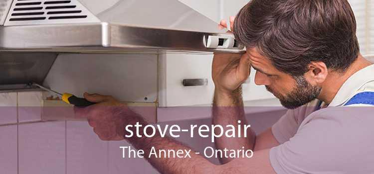 stove-repair The Annex - Ontario