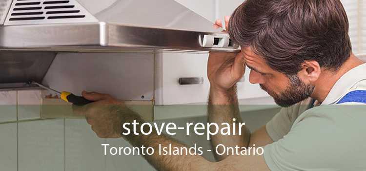 stove-repair Toronto Islands - Ontario