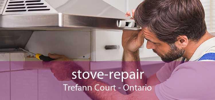 stove-repair Trefann Court - Ontario