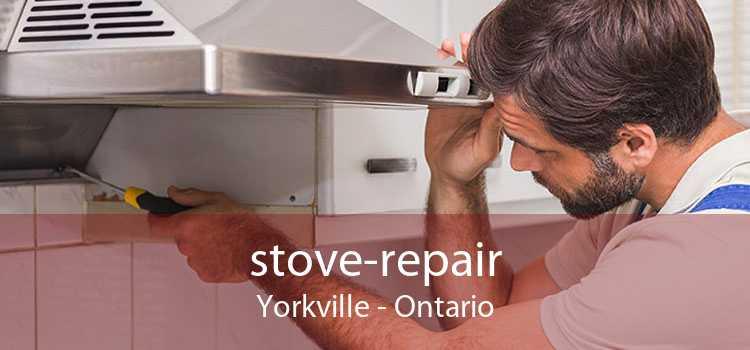 stove-repair Yorkville - Ontario