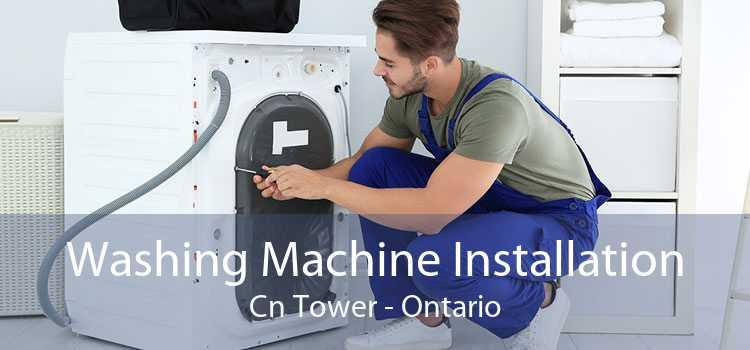 Washing Machine Installation Cn Tower - Ontario