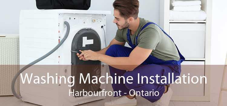 Washing Machine Installation Harbourfront - Ontario