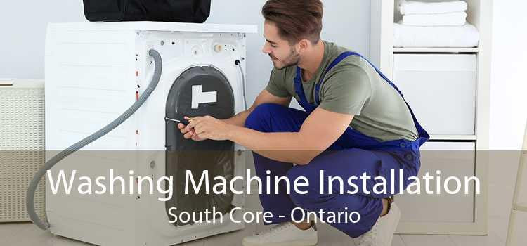 Washing Machine Installation South Core - Ontario
