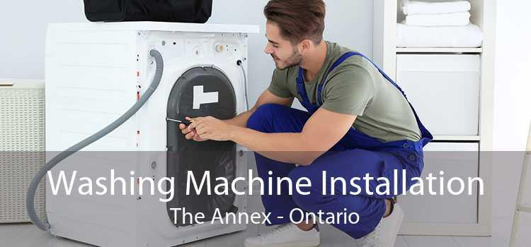 Washing Machine Installation The Annex - Ontario