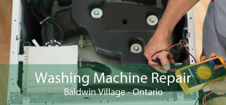 Washing Machine Repair Baldwin Village - Ontario