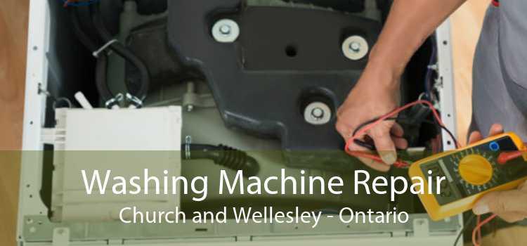 Washing Machine Repair Church and Wellesley - Ontario