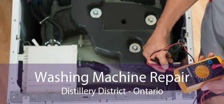 Washing Machine Repair Distillery District - Ontario