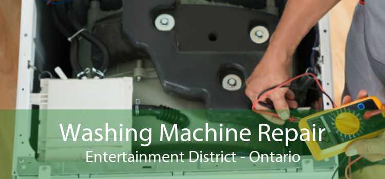 Washing Machine Repair Entertainment District - Ontario
