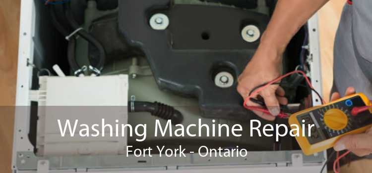 Washing Machine Repair Fort York - Ontario