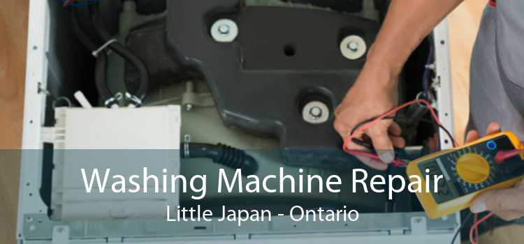 Washing Machine Repair Little Japan - Ontario