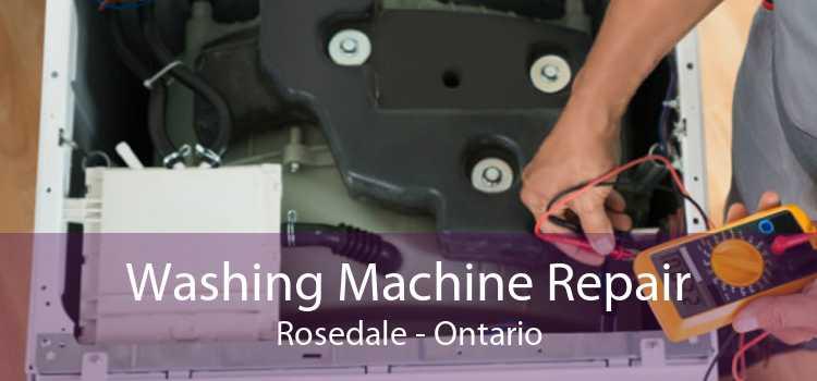 Washing Machine Repair Rosedale - Ontario