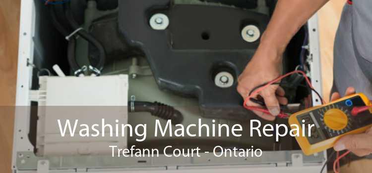 Washing Machine Repair Trefann Court - Ontario