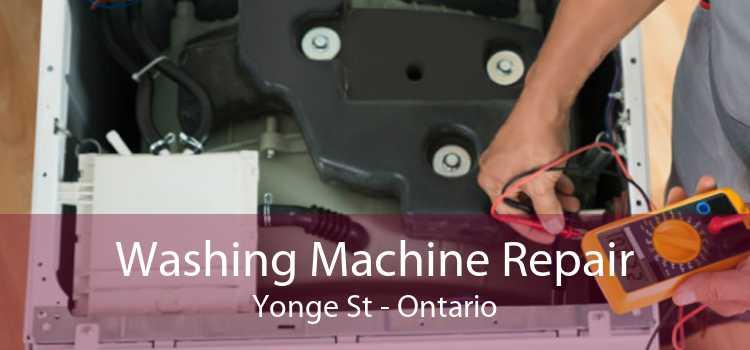 Washing Machine Repair Yonge St - Ontario